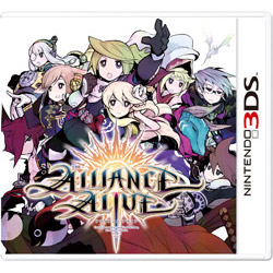[Used] Alliance alive [3DS]