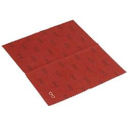 スマートフォン対応 iCleaner マイクロファイバー クリーニングクロス (H150 x W165mm・グラス) DAC-GLS
