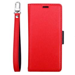 Corallo NU for Xperia XZ3 Red+Black CR_XX3CSPLNU_RD