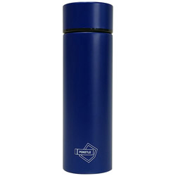 ステンレスボトル 「POKETLE ポケトル ボトル」(0.12L) ネイビー 572431