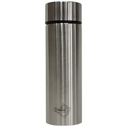 ステンレスボトル 「POKETLE ポケトル ボトル」(0.12L) シルバー 572462