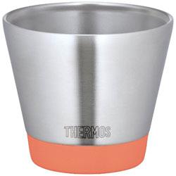 真空断熱カップ (300ml) JDD-301-CA キャロット