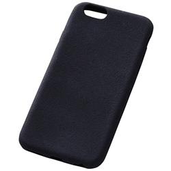 iPhone 6用 スリップガード・シリコンジャケット ブラック RT-P7C2/B