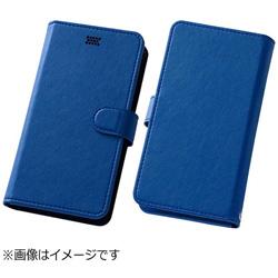 スマートフォン用[幅 73mm] Multi Case 手帳型汎用ケース ブルー RT-SPF/A