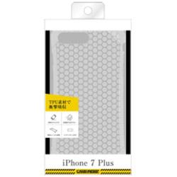 iPhone 7 Plus用 CrashResist Lite 耐衝撃ケース クリア BKS-P13SC1C