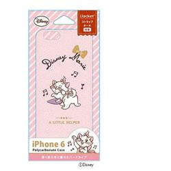 iPhone 6用 ハードケース ディズニー・マリー PG-DCS862MAR