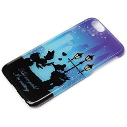 iPhone 6s/6用 ハードケース シルエットコレクション ディズニー・ドナルド&デイジー PG-DCS944DD