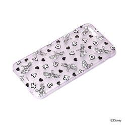 iPhone 6 Plus用 TPUセミハードケース ディズニー・デイジーダック PG-DCS958DSY