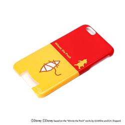 iPhone 6 Plus用 ハードケース ディズニー・くまのプーさん おしり PG-DCS968POO