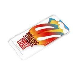 iPhone 6用 ハードケース ローリングストーンズ クリア PG-UCS150RS