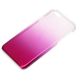 iPhone 6 (4.7インチ)用 ポリカーケース グラデ ピンク PGI6PC05PK