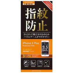 iPhone 6 Plus用 液晶保護フィルム 指紋防止 PG-I6LAG01