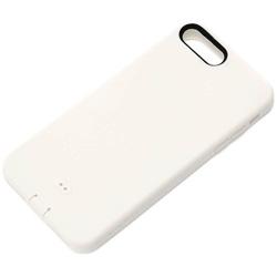 iPhone 7 Plus用 シリコンソフトケース ホワイト PG-16LSC12WH