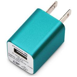 WALKMAN/Smartphone用 USB電源アダプタ (ブルー) PG-WAC10A04BL
