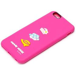 iPhone 6s Plus/6 Plus用 シリコンケース ディズニー・ミニーマウス PG-DCS054MNE
