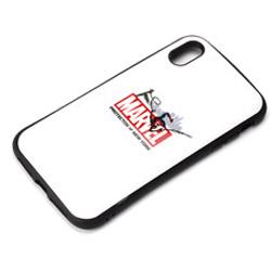 iPhone XS Max 6.5インチ用 ハイブリッドタフケース スパイダーマン ホワイト PG-DCS535SPM スパイダーマン ホワイト