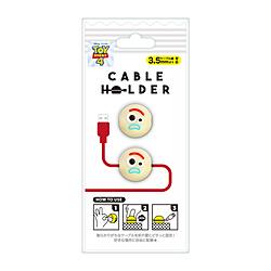 ケーブルホルダー PG-DCH762TOY フォーキー