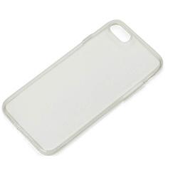 iPhone 7用 TPUスーパースリムケース クリアブラック PG-16MTP02BK