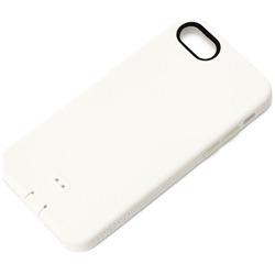iPhone 7用 シリコンソフトケース ホワイト PG-16MSC02WH