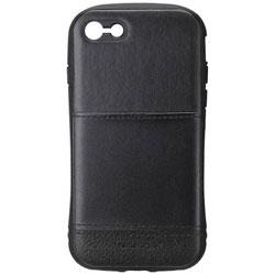 iPhone 7用 タフポケットケース ブラック PG-16MCA18BK