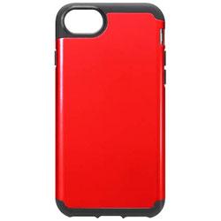 iPhone 7 / 6s / 6用 ハイブリッドタフケース レッド PG-16MPT07RD