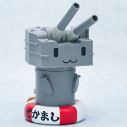 【在庫限り】 でっかい!連装砲ちゃん ソフビ完成品フィギュア (艦隊これくしょん −艦これ−)