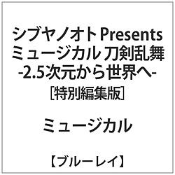 ミュージカル「刀剣乱舞」-2.5次元から世界へ- 特別編集版 BD