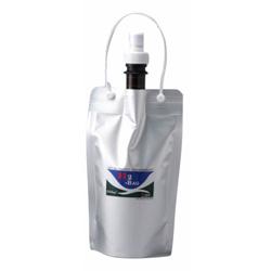 加水素(H2)液体真空保存容器 H2-BAG 500ml