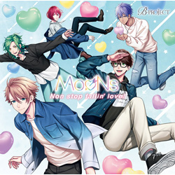 MAGES. MooNs / Non stop fallin' love 通常盤