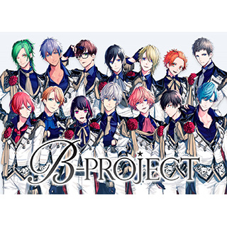 B-PROJECT/ B with U 通常盤(ダイコクver.)