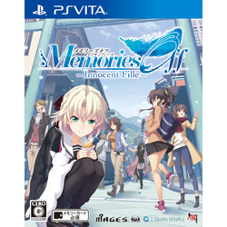 [Used] Memories Off -Innocent Fille- Normal Edition PSVita]