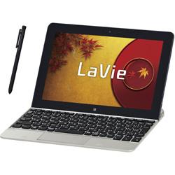 LaVieTabWTW710/T2S[Windowsタブレット・Office付き]PC-TW710T2S(2014年モデル・スパークリングシルバー)