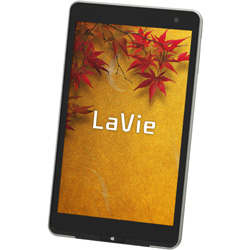 LaVie Tab W [Windowsタブレット] PC-TW708T1S (2014年モデル・クールシルバー)