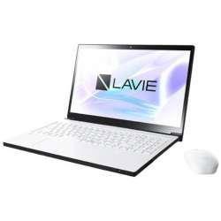 ノートPC LAVIE Note NEXT PC-NX550JAW グレイスホワイト [Win10 Home・Core i5・15.6インチ・Office付き・HDD 1TB]