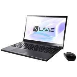 ノートPC LAVIE Note NEXT PC-NX550JAB グレイスブラックシルバー [Win10 Home・Core i5・15.6インチ・Office付き・HDD 1TB]