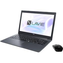 NEC(エヌイーシー) ノートPC LAVIE Note PC-NS600KAB [Win10 Home・Core i7・15.6インチ・Office付き・ストレージ 1TB・メモリ 4GB]