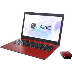 NEC(エヌイーシー) ノートPC LAVIE Note PC-NS600KAR [Win10 Home・Core i7・15.6インチ・Office付き・ストレージ 1TB・メモリ 4GB]