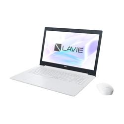 NEC(エヌイーシー) ノートPC LAVIE Note PC-NS300KAW [Win10 Home・Core i3・15.6インチ・Office付き・ストレージ 1TB・メモリ 4GB]