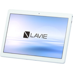 NEC(エヌイーシー) タブレットPC LAVIE Tab E TE410/JAW (PC-TE410JAW)