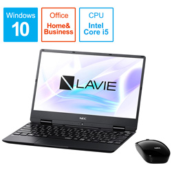 モバイルノートPC PC-NM550MAB-2 [Core i5・12.5インチ・Office付き・SSD 256GB・メモリ 8GB]