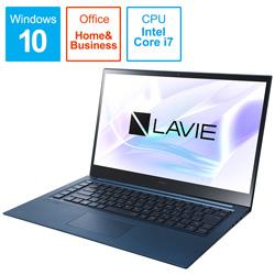 NEC(エヌイーシー) ノートパソコン PC-LV950RAL アルマイトネイビー [15.6型 /intel Core i7 /Optane:32GB /SSD:1TB /メモリ:16GB /2020年春モデル]