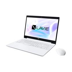 NEC(エヌイーシー) ノートパソコン PC-NS600RAW カームホワイト [15.6型 /AMD Ryzen 7 /SSD:256GB /メモリ:8GB /2020年春モデル]