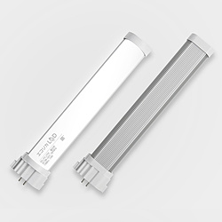 LEDコンパクト蛍光灯 FPL27形 GY10q-4/GY10q-2 ECL-FPL27FN [昼白色]