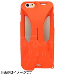 iPhone 6用 Sound Amp オレンジ Fantastick I6N06-14D412-08