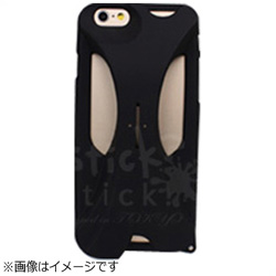 iPhone 6用 Sound Amp ブラック Fantastick I6N06-14D412-01
