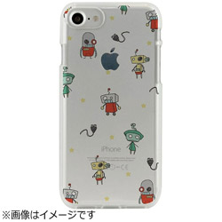 iPhone 7用 CLEAR CASE PrettySeries roby Dparks I7N06-16C783-07