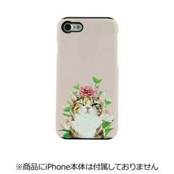 iPhone 7用 TOUGH CASE Animal Series Blink Cat Fantastick I7N06-16C787-99