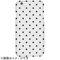 iPhone 6s/6用 TOUGT CASE Simple Type Series ドット I6S06-15C628-00