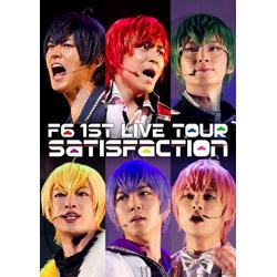 F6 / F6 1st ALBUM Satisfaction CD