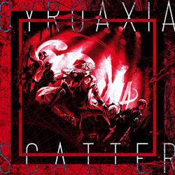 ブシロードミュージック GYROAXIA/ SCATTER Blu-ray付生産限定盤